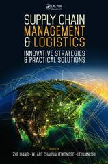 Supply Chain Management and Logistics 1st Edition 9781466577879 1466577878