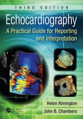 Echocardiography 3rd Edition 9781482231922 1482231921