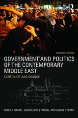 Government and Politics of the Contemporary Middle East 2nd Edition 9781138786523 1138786527