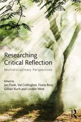 Researching Critical Reflection 1st Edition 9781138825185 1138825182
