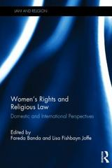 Women's Rights and Religious Law 1st Edition 9781138855977 1138855979