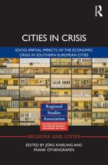 Cities in Crisis 1st Edition 9781138850026 1138850020