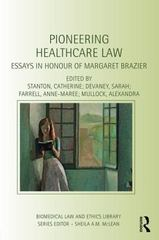 Pioneering Healthcare Law 1st Edition 9781317506003 1317506006