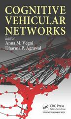 Cognitive Vehicular Networks 1st Edition 9781498721912 1498721915