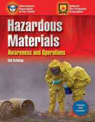 Hazardous Materials Awareness And Operations 1st Edition 9780763738723 0763738727