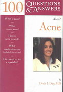 100 Questions  &  Answers About Acne 0 9780763745691 0763745693