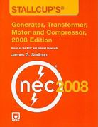Stallcup's® Generator, Transformer, Motor And Compressor, 2008 Edition 3rd edition 9780763752552 076375255X
