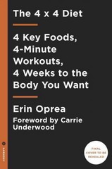 The 4 x 4 Diet 1st Edition 9781101903087 1101903082