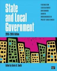 State and Local Government (2015-2016 Edition) 1st Edition 9781483383668 1483383660