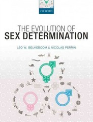 The Evolution of Sex Determination 1st Edition 9780198753674 0198753675