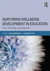 Nurturing Wellbeing Development in Education 1st Edition 9781317643364 1317643364