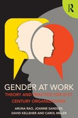 Gender at Work 1st Edition 9781138910027 1138910023