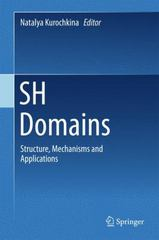 SH Domains 1st Edition 9783319200972 3319200976