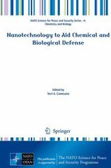 Nanotechnology to Aid Chemical and Biological Defense 1st Edition 9789401772181 9401772185