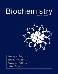 Biochemistry 8th Edition 9781464126109 1464126100