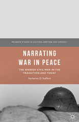 Narrating War in Peace 1st Edition 9781137501493 1137501499