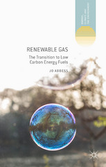 Renewable Gas 1st Edition 9781137441805 1137441801