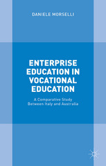 Enterprise Education in Vocational Education 1st Edition 9781137552617 1137552611