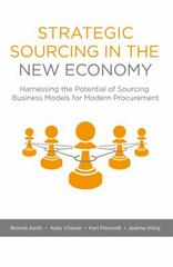 Strategic Sourcing in the New Economy 1st Edition 9781137552181 1137552182