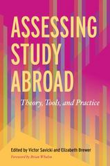 Assessing Study Abroad 1st Edition 9781620362143 1620362147