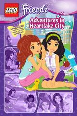 Adventures in Heartlake City 1st Edition 9780316309189 0316309184