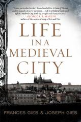 Life in a Medieval City 1st Edition 9780062415189 0062415182