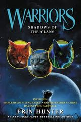 Warriors: Shadows of the Clans 1st Edition 9780062343321 0062343327