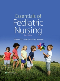 Essentials of Pediatric Nursing 3rd Edition 9781451192384 145119238X