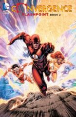 Convergence: Flashpoint Book Two 1st Edition 9781401258368 1401258360
