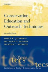 Conservation Education and Outreach Techniques 2nd Edition 9780198716686 0198716680