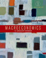 Macroeconomics 9th Edition 9781464182891 1464182892