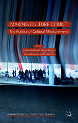 Making Culture Count 1st Edition 9781137464583 1137464585