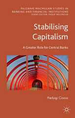Stabilising Capitalism 1st Edition 9781137555502 1137555505