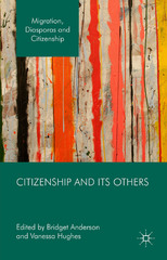 Citizenship and its Others 1st Edition 9781137435071 1137435070
