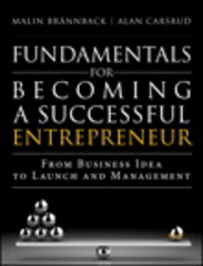 Fundamentals for Becoming a Successful Entrepreneur 1st Edition 9780133966817 013396681X