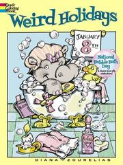 Weird Holidays 1st Edition 9780486799438 0486799433