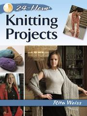 24-Hour Knitting Projects 1st Edition 9780486800332 0486800334
