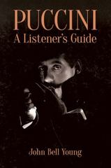 Puccini: a Listener's Guide 1st Edition 9780486799964 0486799964