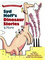Syd Hoff's Dinosaur Stories and More 1st Edition 9780486800240 0486800245