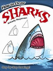 How to Draw Sharks 1st Edition 9780486799636 0486799638