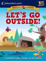 Let's Go Outside! 1st Edition 9780486802596 0486802590
