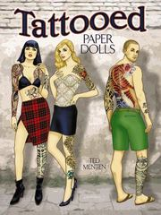 Tattooed Paper Dolls 1st Edition 9780486797403 0486797406