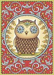 Owl Notebook 1st Edition 9780486801537 0486801535