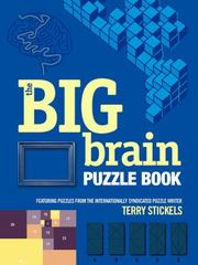 The Big Brain Puzzle Book 1st Edition 9780486802909 0486802906