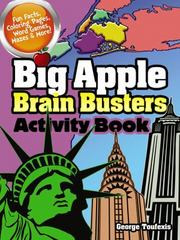 Big Apple Brain Busters Activity Book 1st Edition 9780486799261 0486799263