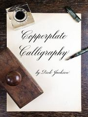 Copperplate Calligraphy 1st Edition 9780486803869 0486803864