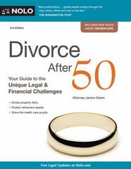 Divorce After 50 3rd Edition 9781413322279 1413322271
