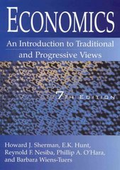 Economics 7th Edition 9780765616685 0765616688