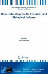 Nanotechnology to Aid Chemical and Biological Defense 1st Edition 9789401772440 9401772444