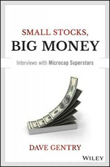 Small Stocks, Big Money 1st Edition 9781119172550 1119172551